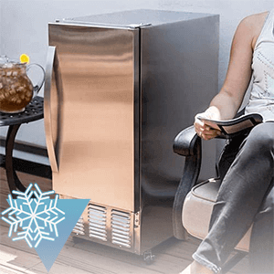 Best Undercounter Ice Makers Featured