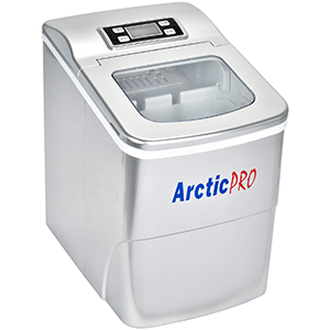 PORTABLE-DIGITAL-ICE-MAKER-MACHINE-by-Arctic-Pro-with-Ice-Scoop