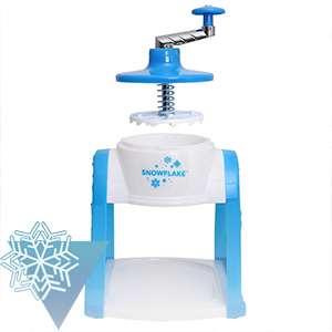 Time for Treats Manual Snow Cone Maker by VICTORIO VKP1101 Featured Image