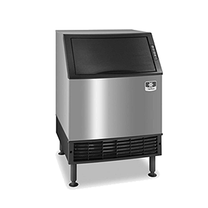 Manitowoc-NEO-UY-0190A-Air-Cooled-193-Lb-Half-Dice-Cube-Undercounter-Ice-Machine