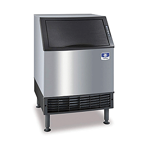 Manitowoc-NEO-UY-0140A-Air-Cooled-132-Lb-Half-Dice-Cube-Undercounter-Ice-Machine