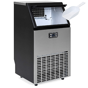 Best-Choice-Products-Portable-Stainless-Steel-Commercial-Ice-Maker-w-Scooper,-Timer-&-Auto-Clean,-Produc
